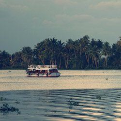 "<p>Alappuzha, India, is sometimes called the ""Venice of the East""because of its canals. // © 2015 Creative Commons user <a..."