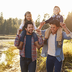 <p>Travel agents, suppliers and more discussed family travel insights during April's #TWChats. // © 2016 iStock</p><p>Feature image (above): National...