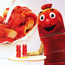 <p>QWoo is the official mascot of Berlin's Currywurst Museum. // © 2017 Deutsches Currywurst Museum Berlin</p><p>Feature image (above): The Southern...