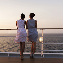 <p>Cruises are popular with matures and millennials alike. // © 2015 iStock </p><p>Feature image (above): Millennial families are actively taking...