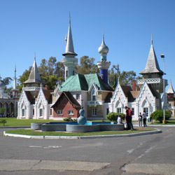 <p>The Republic of the Children is rumored to have been the inspiration for Disneyland. // © 2015 Creative Commons user <a...
