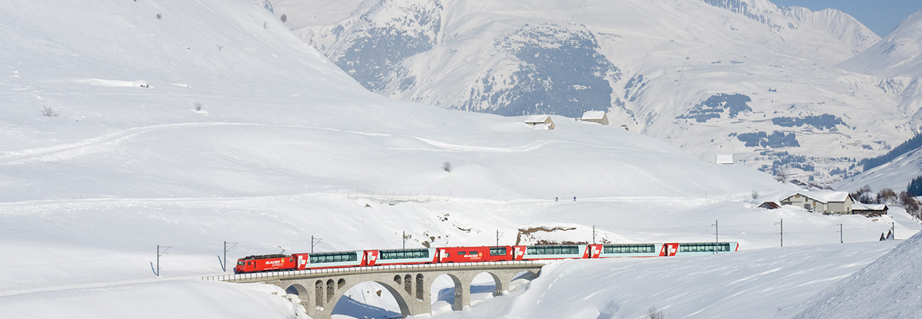 The Most Scenic Train Routes in the World