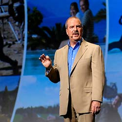 <p>Matthew Upchurch, chairman and CEO of Virtuoso, at the opening session. // © 2014 Virtuoso</p><p>Feature image (above): At Virtuoso's Travel Week,...