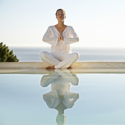 A new survey examined health and wellness travel. // © 2013 Thinkstock