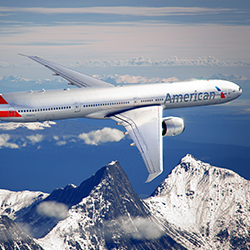 American Airlines and US Airways reach a settlement and move forward with the merger. // © 2013 American Airlines