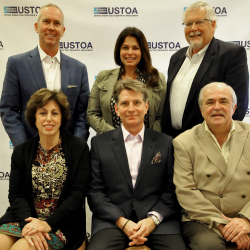USTOA announces its new executive committee for 2014. // © 2013 USTOA