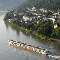 Europe river cruises are trending in 2014. // © 2014 Edward Staines