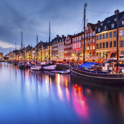 Copenhagen is a newcomer  to CCRA's list of top travel destinations this year. // © 2014 Thinkstock/SeanPavonePhoto