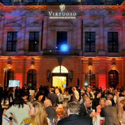 Event participants attended networking sessions, festive dinners and city tours. // © 2014 Virtuoso Events