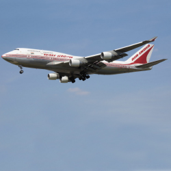 Air India's entrance to Star Alliance adds 400 flights daily to the network. // © 2014 Arpingstone