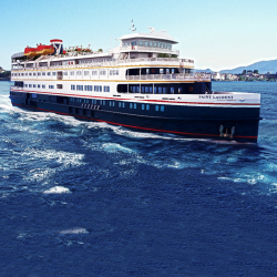 The MS Saint Laurent will cruise different regions in the Americas. // © 2014 Haimark Line