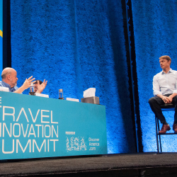 Innovative travel companies were rewarded with cash prizes. // © 2014 Phocuswright