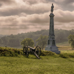 Gettysburg National Military Park is among the sites approved for expansion. // © 2014 Thinkstock