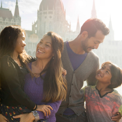 A new partnership should introduce more families to river cruising. // © 2015 Adventures by Disney