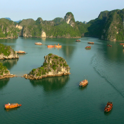 Luxury travelers are showing more interest in Vietnam. // © 2015 iStock