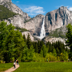 Yosemite has a new lodging option for visitors. // © 2015 iStock