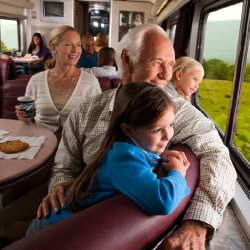 Yankee Leisure Group will support U.S. national parks. // © 2015 Amtrak