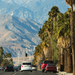 A new flight makes it easier for East Coast travelers to visit Palm Springs. // © 2016 iStock