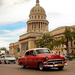 Commercial flights will soon fly between the U.S. and Cuba. // © 2016 iStock