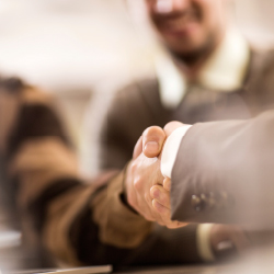 A new partnership will provide professional development opportunities for agents. // © 2016 iStock/skynesher