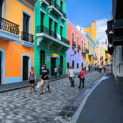 Puerto Rico will host a new cruise summit from CLIA. // © 2016 iStock