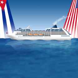 Travel agents can now book solo travelers on Fathom's Cuba voyages with SinglesCruise.com // © 2016 iStock