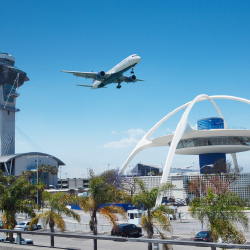 A new concourse at LAX should improve conditions for travelers. // © 2016 iStock