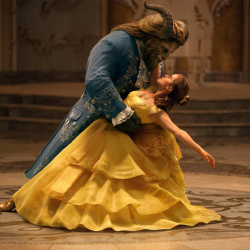 "New river cruises will highlight themes from ""Beauty and the Beast."" // © 2017 Walt Disney Co."