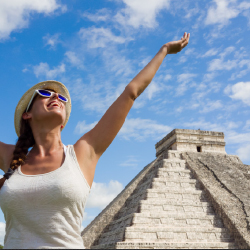 Exclusive Group Travel, now part of Funjet, specializes in destinations such as Mexico. // © 2017 iStock