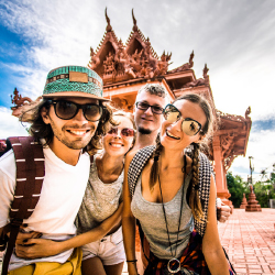 A new survey says millennial travelers seek guidance on unique experiences. // © 2017 iStock