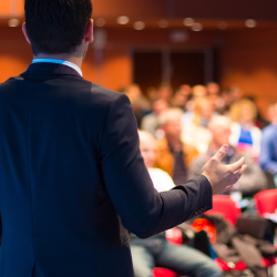 Nexion launched a new marketing conference for agents. // © 2017 Getty Images