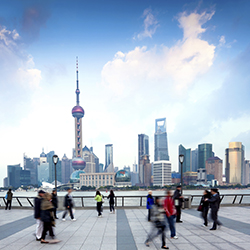CruiseWorld China will take place Oct. 12 in Shanghai. // © 2015 iStock