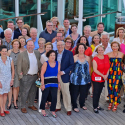 Signature celebrated its top agency members with a cruise in French Polynesia. // © 2014