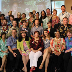 The Pacific Northwest Ohana hosted more than 100 travel agents at Coco Nuts & Bolts events. // © 2014 Larry Covell