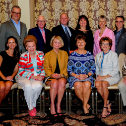Virtuoso's member advisory board attended the organization's 27th annual Travel Week. // © 2015 Virtuoso