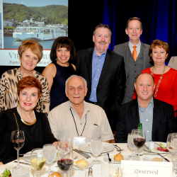 One of Virtuoso's two Global Forums was held at Terranea Resort in Rancho Palos Verdes, Calif., and featured a dinner sponsored by Viking Cruises. //...