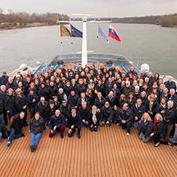 Signature Travel Network's Member Appreciation Cruise sailed the Danube River onboard AmaPrima. // © 2015 Signature Travel Network