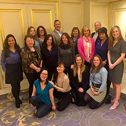 <p>GTM board members and GTM staff at the inaugural GTM Advisory Board meeting in New York. // © 2016 Northstar Travel Group</p><div></div>