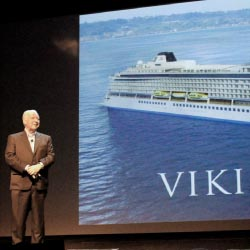 Hagen announces Viking Star. // © 2013