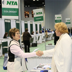 Travel agents can network with a worldwide range of suppliers during a two-day agent program at the Travel Exchange this year. // © 2014 NTA