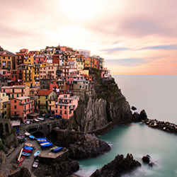 Italy won as top destination in the international, family travel and honeymoon categories. // © 2015 Thinkstock