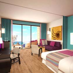 One Facebook contest prize is a stay at Club Med Cancun Yucatan, which recently underwent a large-scale renovation. // © 2014 Club Med