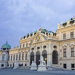 <p>A visit to the Belvedere Palace in Austria is just one sight agents will see on this 12-day Danube River Cruise.  // © 2017 iStock</p><div></div>