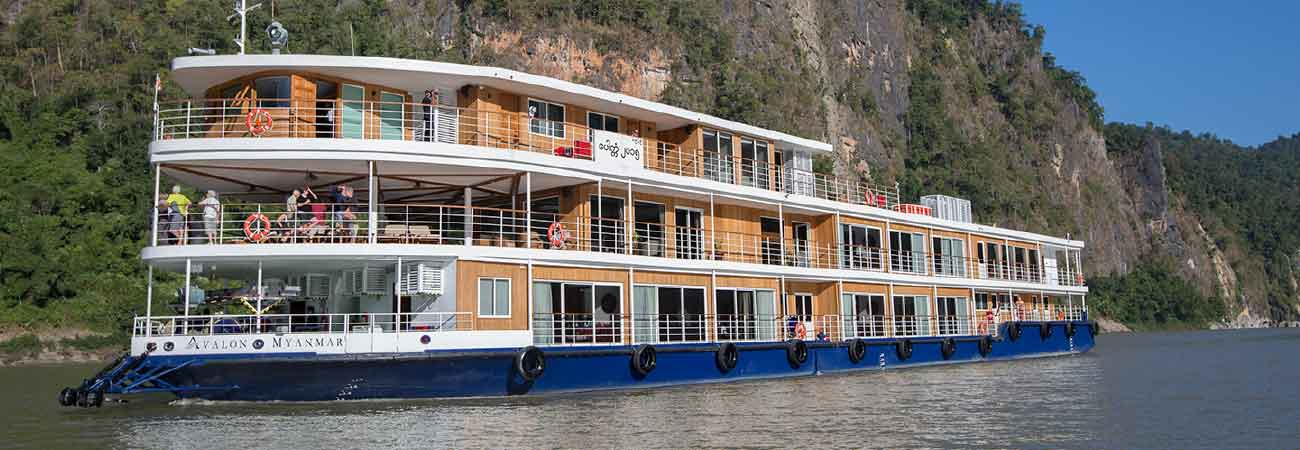 River Cruise Review: Avalon Myanmar