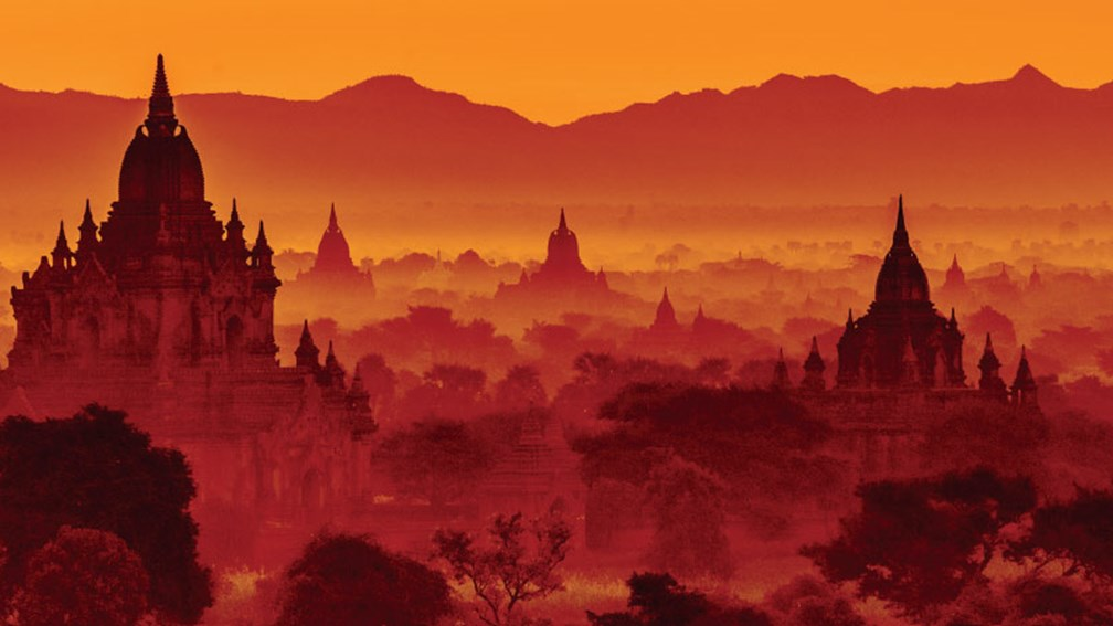 Myanmar is just one of the far-flung locales that river cruises visit. // © 2015 AmaWaterways 2