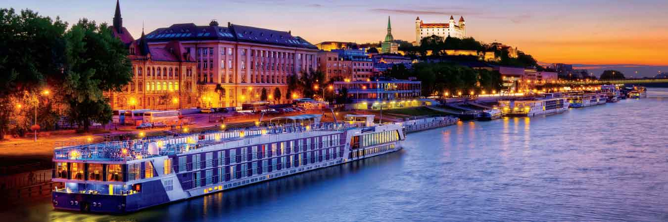 River Cruise Excursions Reach New Heights