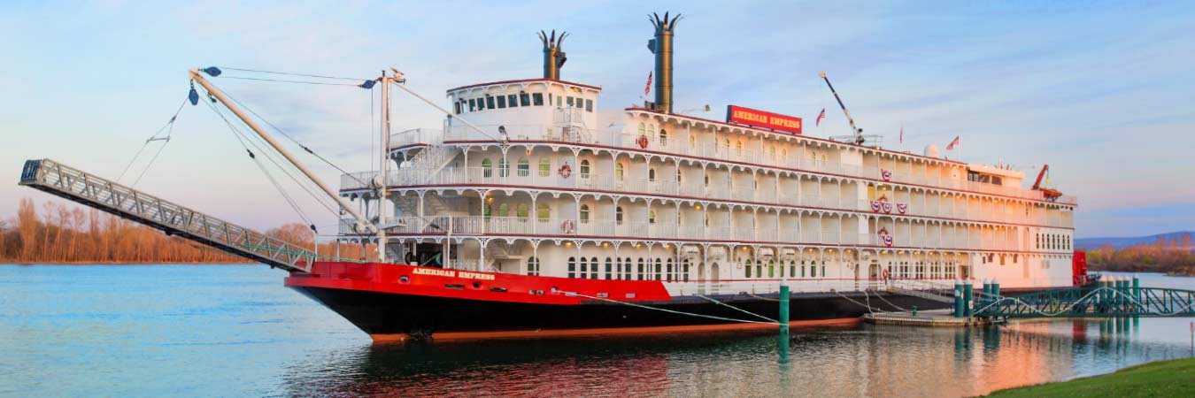 American Queen's New Ship Sets Sail