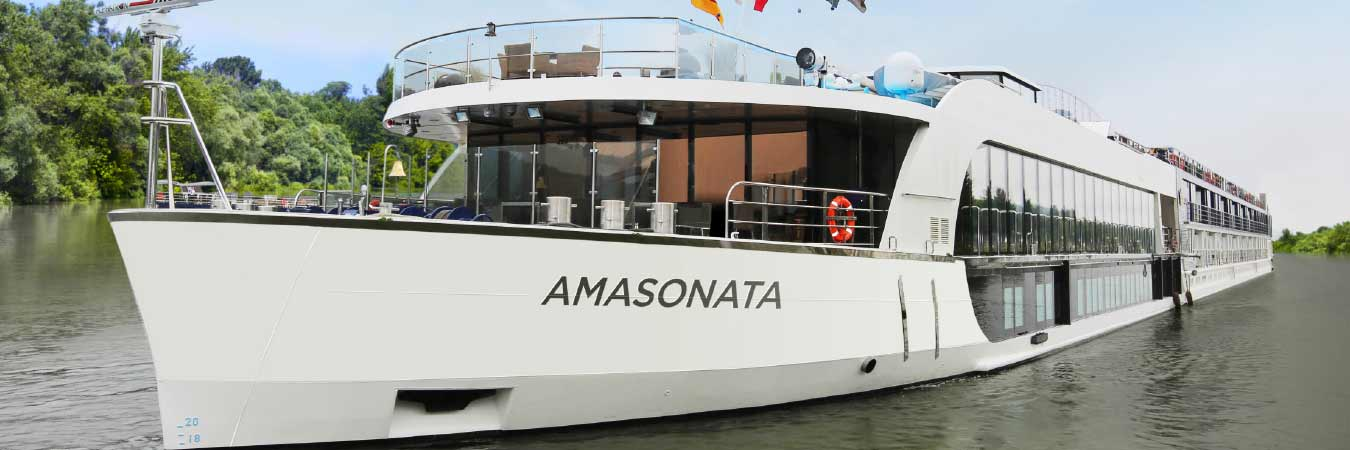 AmaWaterways River Cruise Ship AmaSonata's Acclaimed Debut