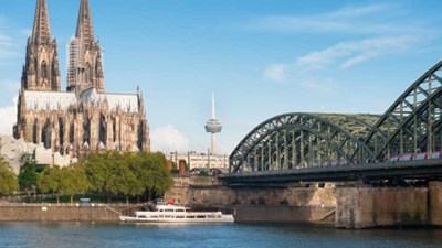Cologne, Germany // © 2014 Thinkstock