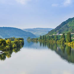 <p>The Moselle River flows through Germany, Luxembourg and France. // © 2017 iStock</p><p>Feature image (above): AmaDante will sail the weeklong Rhine...